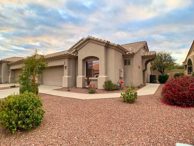 13401 N Rancho Vistoso Boulevard #72, Oro Valley, AZ 85755 (MLS #22005150) :: The Property Partners at eXp Realty