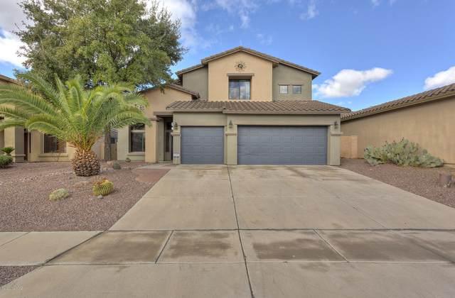 15252 S Avenida Rancho Largo, Sahuarita, AZ 85629 (MLS #22005159) :: The Property Partners at eXp Realty