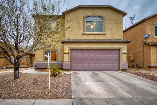 2425 E Calle Pilca, Tucson, AZ 85706 (MLS #22005161) :: The Property Partners at eXp Realty