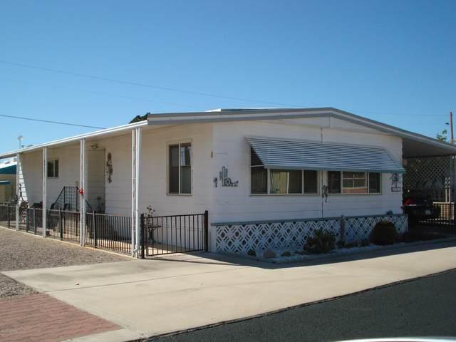 5741 W Circle Z Street, Tucson, AZ 85713 (#22005211) :: Long Realty - The Vallee Gold Team
