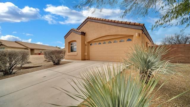 1034 E Mud Spring Canyon Lane, Sahuarita, AZ 85629 (MLS #22005214) :: The Property Partners at eXp Realty