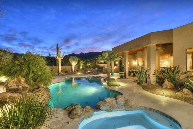 4501 Larkspur Road, Tucson, AZ 85749 (#22005226) :: Long Realty Company