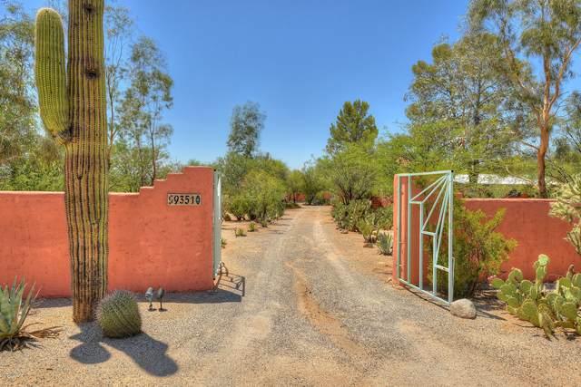 9351 E Morrill Way, Tucson, AZ 85749 (#22005234) :: Long Realty - The Vallee Gold Team