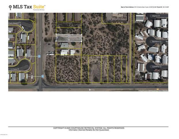 3701 S Camino Seco F, Tucson, AZ 85730 (#22005244) :: Realty Executives Tucson Elite