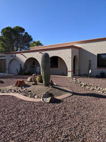 231 E Las Milpas, Green Valley, AZ 85614 (#22005267) :: Long Realty Company