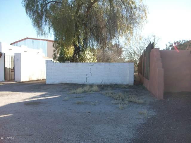 2510 N Goyette Avenue #22, Tucson, AZ 85712 (#22005287) :: Long Realty - The Vallee Gold Team