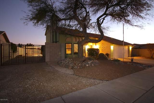 10260 E Sky Castle Way, Tucson, AZ 85730 (#22005307) :: Realty Executives Tucson Elite