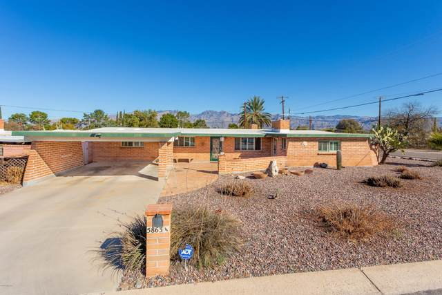 5863 E Edison Street, Tucson, AZ 85712 (#22005308) :: The Local Real Estate Group | Realty Executives