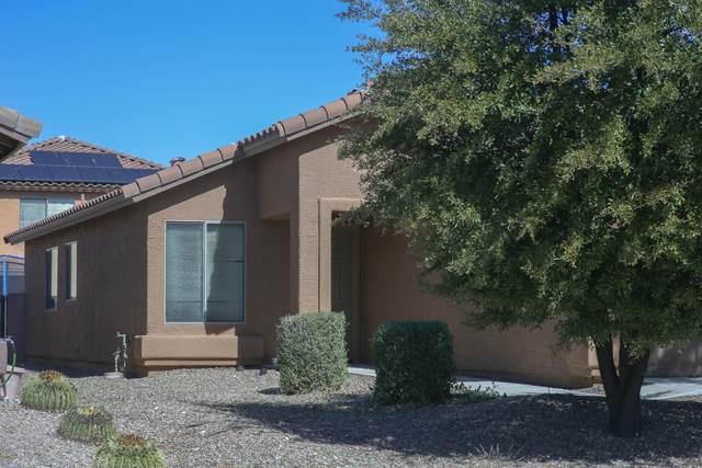 4163 E Angel Spirit Drive, Tucson, AZ 85756 (#22005316) :: Long Realty Company