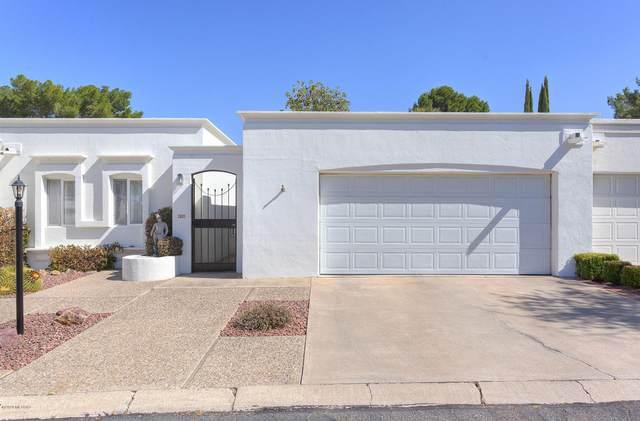 6636 E Villa Dorado Drive, Tucson, AZ 85715 (#22005317) :: Long Realty - The Vallee Gold Team