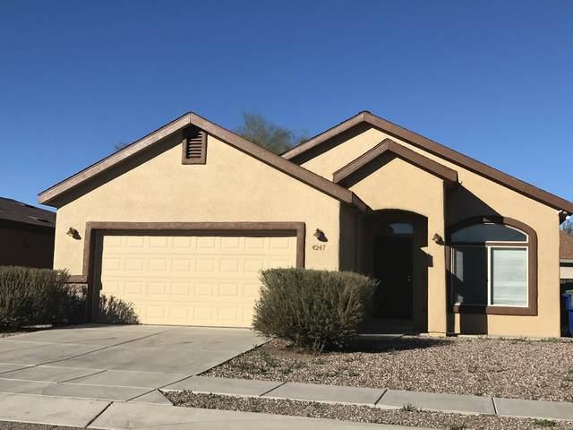 4247 E White Water Drive, Tucson, AZ 85706 (#22005319) :: Long Realty Company