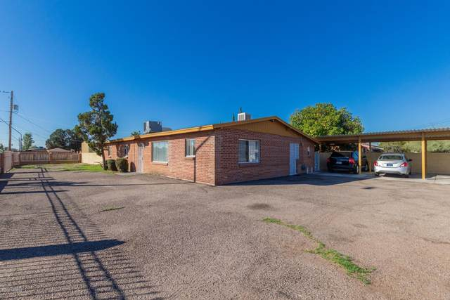 1345 N Craycroft Road, Tucson, AZ 85712 (#22005333) :: The Local Real Estate Group | Realty Executives