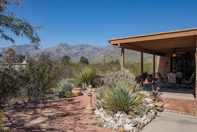 4511 N Meadow Lane, Tucson, AZ 85749 (#22005336) :: Long Realty - The Vallee Gold Team
