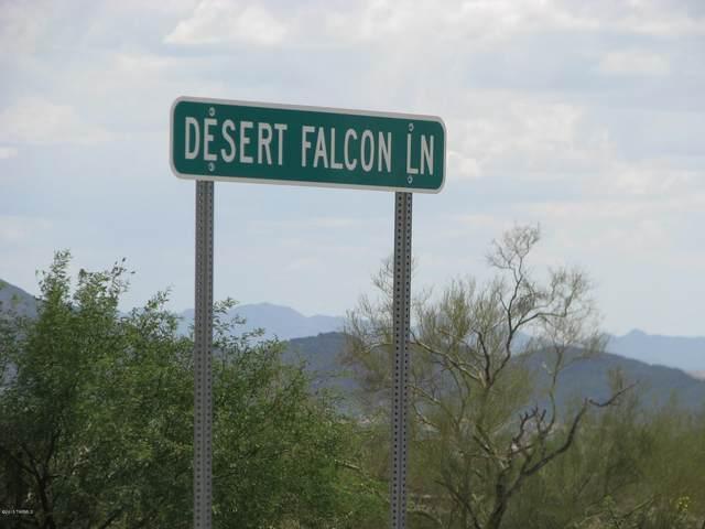 5344 W Desert Falcon Lane #0, Tucson, AZ 85742 (#22005337) :: Long Realty Company