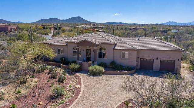 8624 S Tumbling M Ranch Place, Vail, AZ 85641 (#22005338) :: Long Realty Company