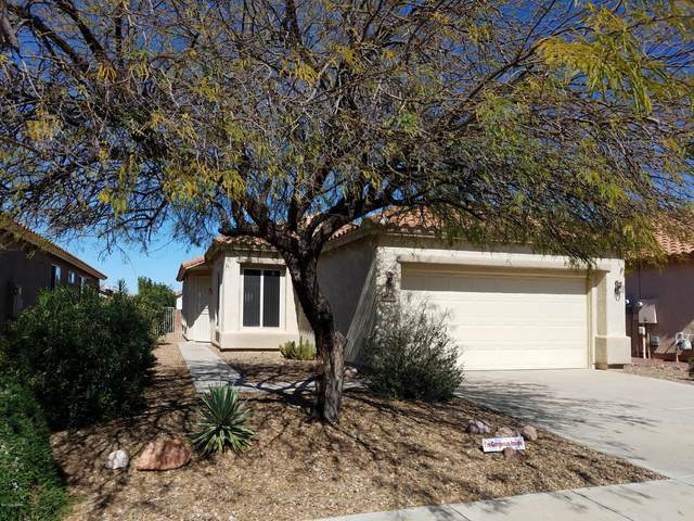 8148 W Blowing Tumbleweed Place, Tucson, AZ 85743 (#22005350) :: Long Realty - The Vallee Gold Team