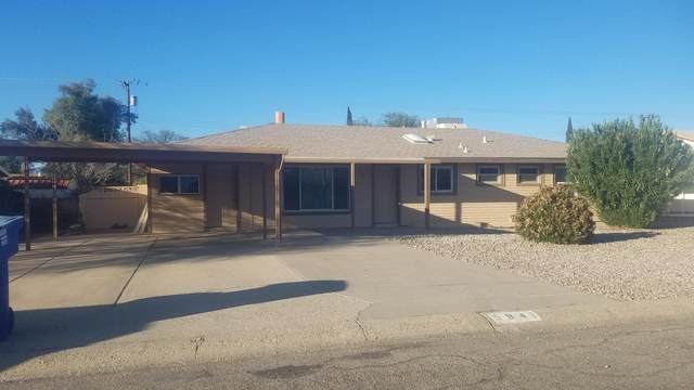 5941 E 27Th Street, Tucson, AZ 85711 (#22005357) :: Long Realty Company