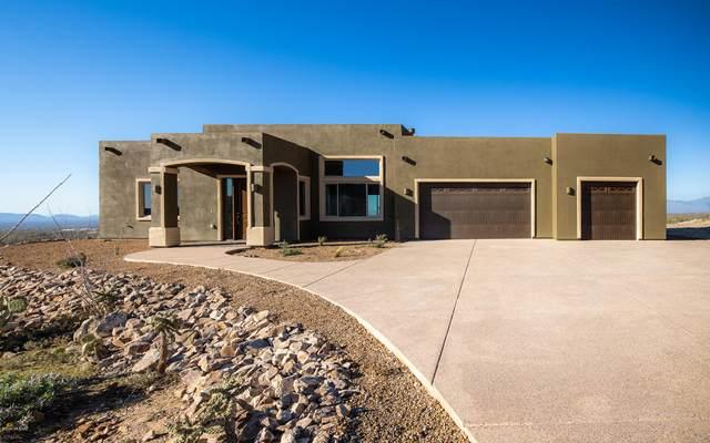 18589 S Ava Ridge Place S, Vail, AZ 85641 (#22005369) :: Long Realty Company