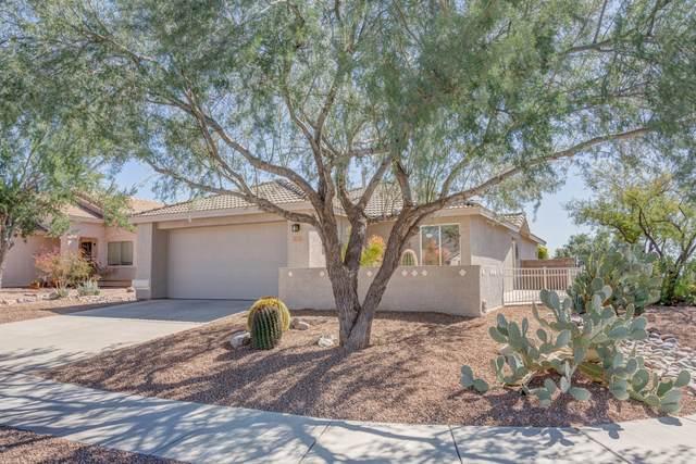 5575 W Durham Hills Street, Marana, AZ 85658 (#22005372) :: Long Realty Company