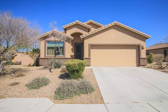 13954 N Stone Palisade Drive, Marana, AZ 85658 (#22005375) :: Long Realty Company
