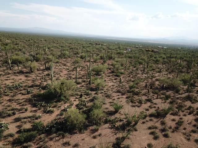 0 N Via Loma Roja, Tucson, AZ 85743 (#22005390) :: The Local Real Estate Group | Realty Executives