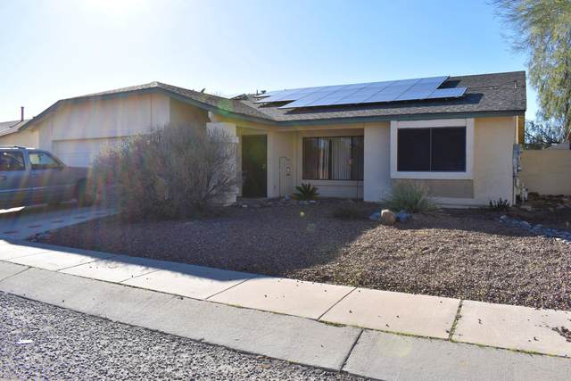 9717 N Sherbrooke Street, Tucson, AZ 85742 (#22005398) :: Long Realty - The Vallee Gold Team