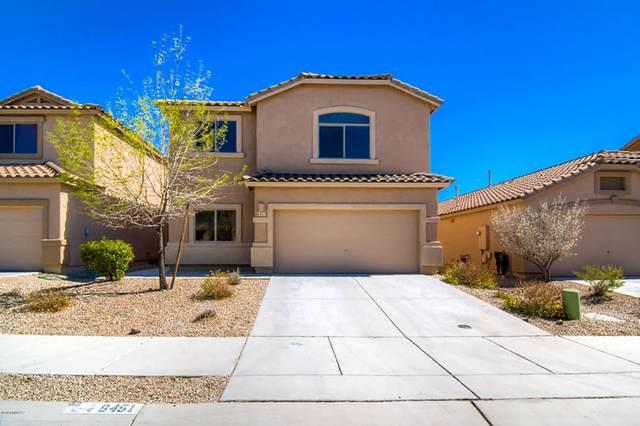 8451 S Otis Drive, Tucson, AZ 85747 (#22005404) :: Long Realty Company
