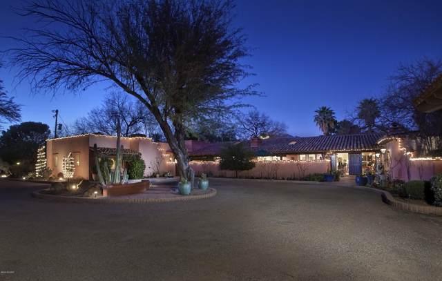 2850 N Santa Ynez Place, Tucson, AZ 85715 (#22005406) :: Long Realty Company
