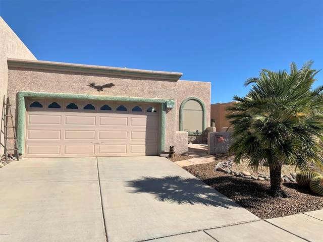 2529 S Pecan Valley Place, Green Valley, AZ 85614 (#22005407) :: Long Realty Company