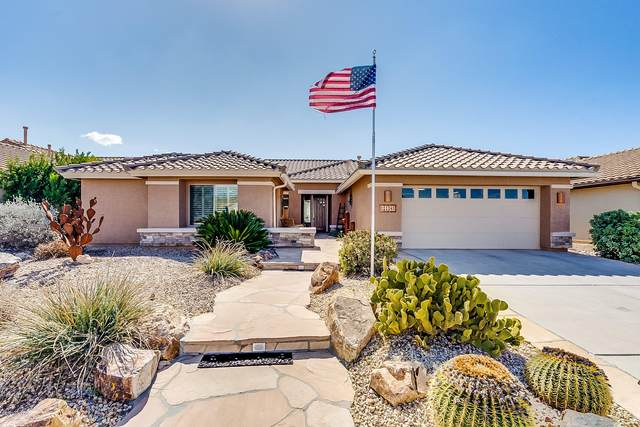 2334 E Bonita Canyon Drive, Green Valley, AZ 85614 (#22005421) :: Long Realty - The Vallee Gold Team