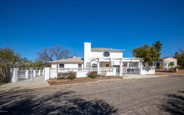 2117 E Juanita Street, Tucson, AZ 85719 (#22005464) :: Tucson Property Executives