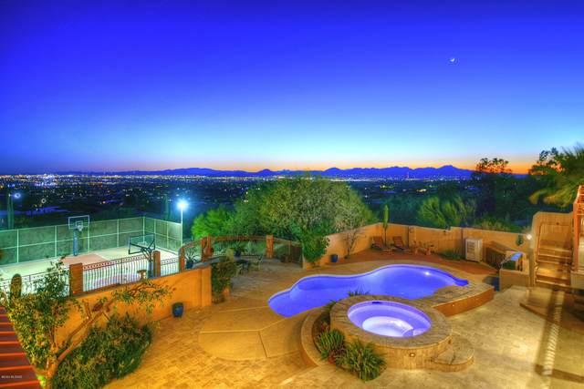 4660 E Coronado Drive, Tucson, AZ 85718 (#22005487) :: Long Realty - The Vallee Gold Team
