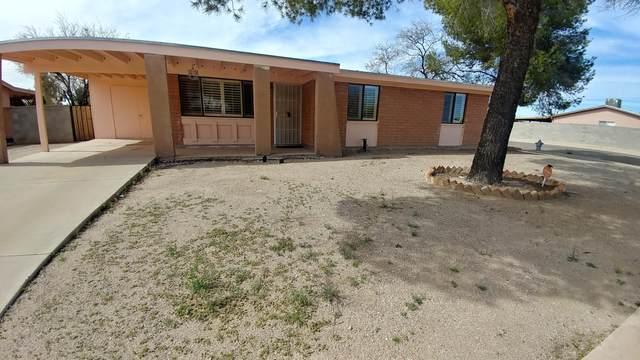7112 S Oahu Avenue, Tucson, AZ 85756 (#22005523) :: Long Realty Company