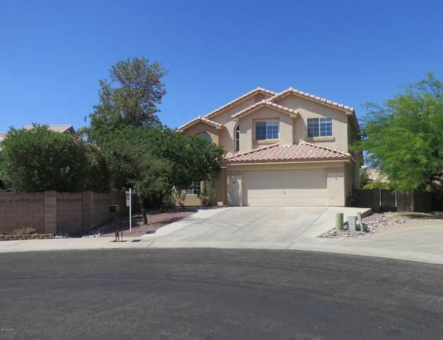 2960 W Corte Madelena, Tucson, AZ 85741 (#22005536) :: Keller Williams