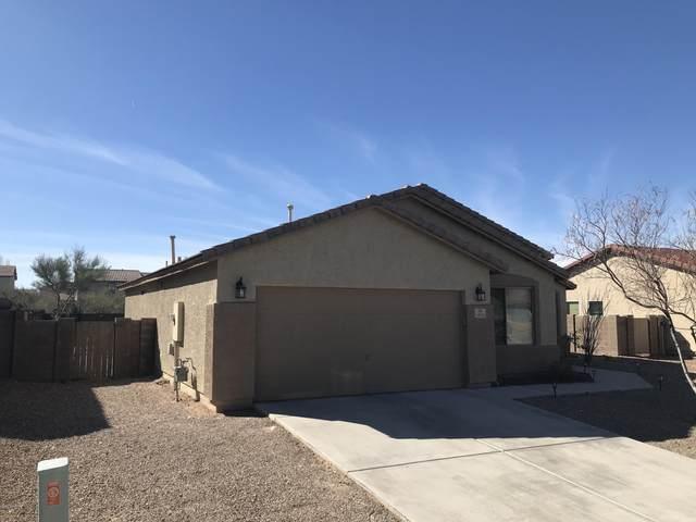 4826 E Coneflower Drive, Tucson, AZ 85756 (#22005541) :: Long Realty Company