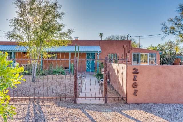 2101 N Treat Avenue, Tucson, AZ 85716 (#22005555) :: Long Realty - The Vallee Gold Team