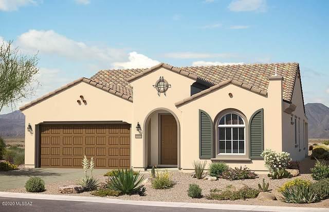 14118 N Del Webb Trail, Marana, AZ 85658 (#22005611) :: Long Realty - The Vallee Gold Team