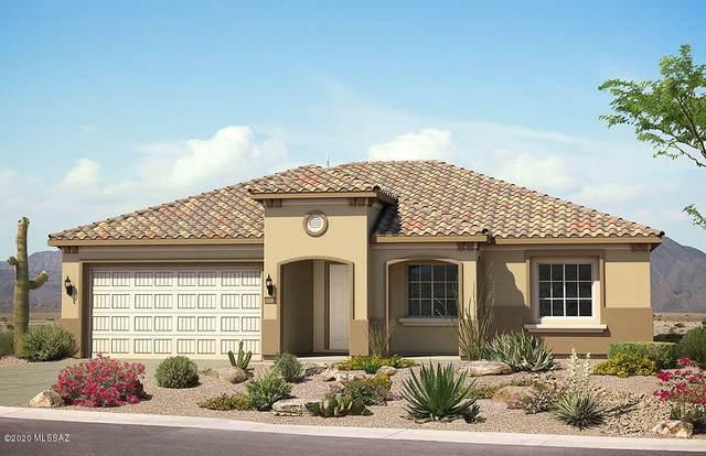 14082 N Del Webb Trail, Marana, AZ 85658 (#22005613) :: Long Realty - The Vallee Gold Team