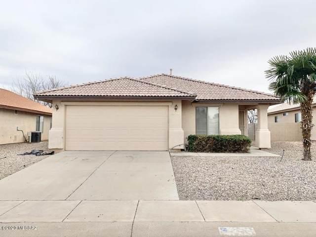 4698 Calle Albuquerque, Sierra Vista, AZ 85635 (#22005624) :: Long Realty - The Vallee Gold Team