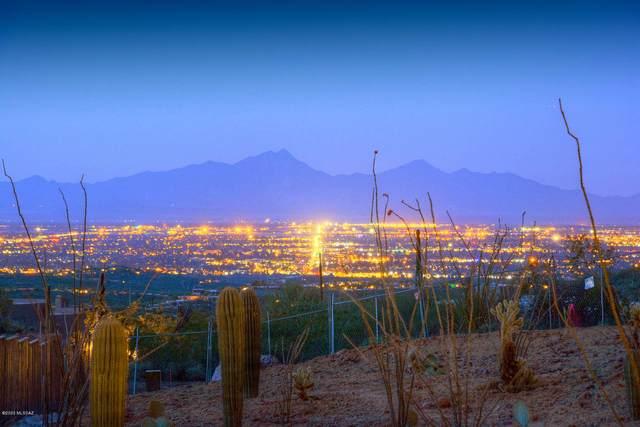 6242 E Vista Del Canon, Tucson, AZ 85750 (#22005642) :: Long Realty - The Vallee Gold Team