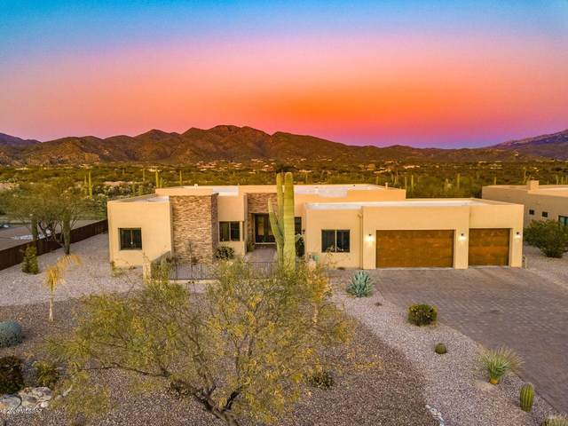 2744 N Megafauna Court, Tucson, AZ 85749 (#22005645) :: Luxury Group - Realty Executives Arizona Properties