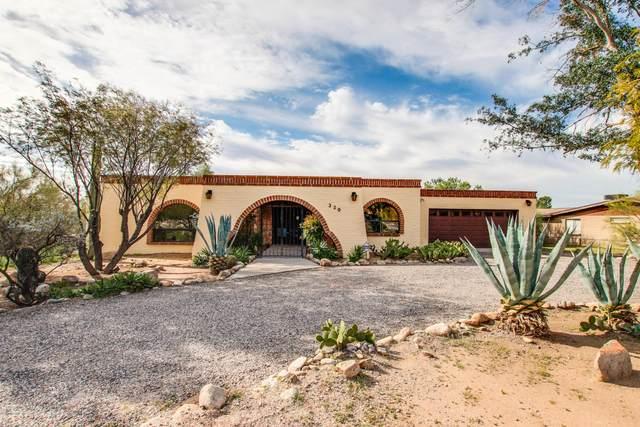 320 E Deone Lane, Tucson, AZ 85704 (#22005646) :: Keller Williams