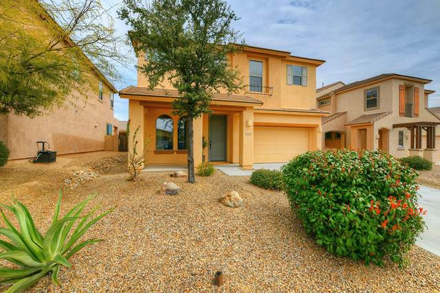 12936 N Carlsbad Place, Oro Valley, AZ 85755 (#22005757) :: Long Realty - The Vallee Gold Team