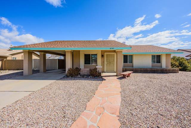 6140 N Ginger Avenue, Tucson, AZ 85741 (#22005759) :: Long Realty - The Vallee Gold Team