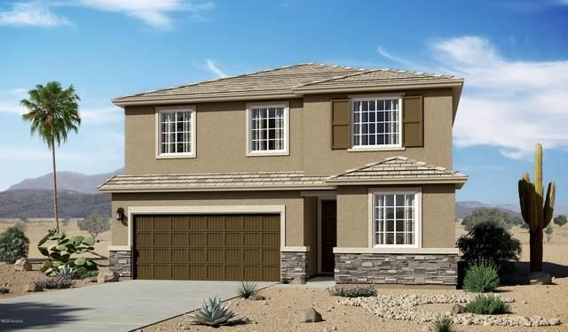 6568 E Via Arroyo Azul, Tucson, AZ 85756 (#22005815) :: Long Realty - The Vallee Gold Team