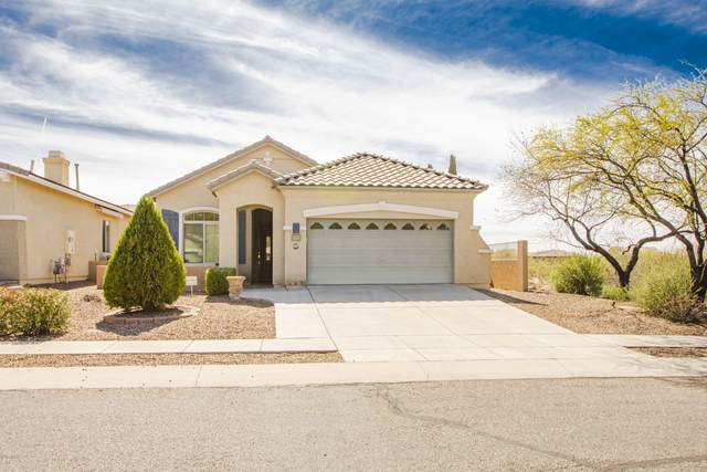 999 W Waxleaf Place, Oro Valley, AZ 85755 (#22005829) :: Long Realty - The Vallee Gold Team