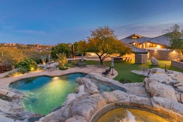 7403 N Secret Canyon Drive, Tucson, AZ 85718 (#22005925) :: Long Realty - The Vallee Gold Team