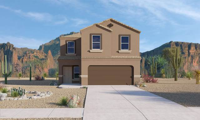 3325 N Dales Crossing Drive, Tucson, AZ 85745 (#22005946) :: Long Realty - The Vallee Gold Team