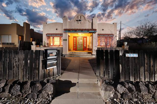 927 N 2nd Avenue, Tucson, AZ 85705 (#22006039) :: Gateway Partners | Realty Executives Arizona Territory