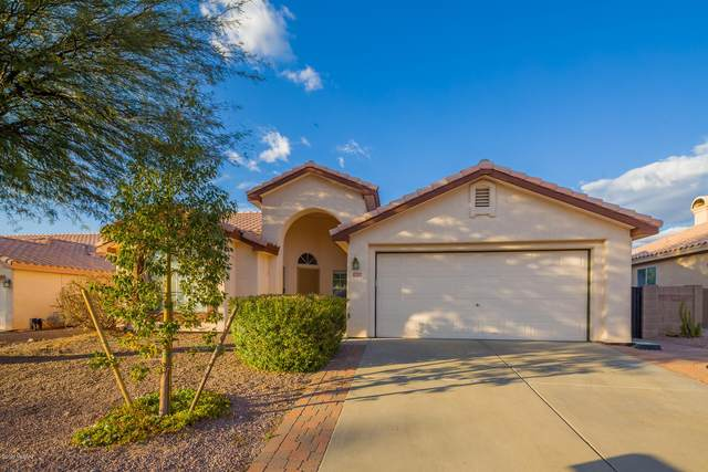 3050 W Calle Lucinda, Tucson, AZ 85741 (#22006111) :: Long Realty - The Vallee Gold Team